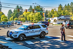 Mill Creek Police Department 2016 Ford Police Interceptor Utility SUV (andrewkim101) Tags: mill creek police department 2016 ford interceptor utility suv snohomish county wa washington state
