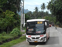 Davao ACF Bus Line 8000 (Monkey D. Luffy 2) Tags: bus davao mindanao philbes philippine philippines enthusiasts society
