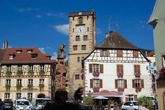Tour des Bouchers (rex gillette) Tags: ribeauville france hautrhin alsace tower