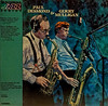 Mulligan & Desmond (jcc55883) Tags: gerrymulligan jeru pauldesmond saxophone jazz camdenrecords vinyl usedvinyl vinylalbum albumcover albumart vinyllp vinylcollection ipad ipadair