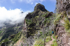 Hiking Madeira (jmonhof) Tags: pico arreiro ruivo pr1 hike wandern madeira gebirge mountain