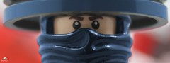 Rogue One: Background Character VII (Jamesbrick) Tags: lego rogue one star wars story background figure character 7 2016 jamesbrick reel celebration