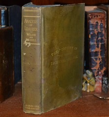 Leather Analysis by Wilson and Merrill 1931 (AndyBrii) Tags: analysisleather wilson merrill leather 1931 physical chemical