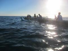 IMG_6819 (nautical2k) Tags: waikikibeachboys paddling outrigger canoe diamondhead honolulu oahu