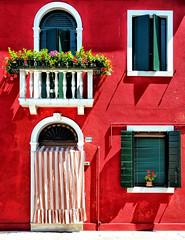 lost in Venice #14 N313, Burano Island (Gabriele Sesana) Tags: burano gita venezia colori
