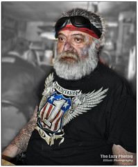 Aug 8 2016 - My favorite Glutard -- great friend and brother (lazy_photog) Tags: lazy photog elliott photography sturgis south dakota motorcycle rally black hills custer selective color cam friend brother 080816sturgisdaythree