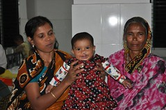 "Mom, Grandma and baby after cleft lip surgery in Bangladesh • <a style=""font-size:0.8em;"" href=""http://www.flickr.com/photos/109076046@N08/29526835934/"" target=""_blank"">View on Flickr</a>"