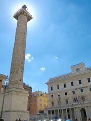 Il Tempo (mobilix) Tags: rom italien iltempo sule colonnadimarcoaurelio smrgsbord