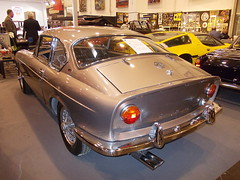 MG B Berlinette (Coune) 1963-66 (Zappadong) Tags: techno classica essen 2016 mg b berlinette coune 196366 1963 1964 1965 1966 zappadong oldtimer youngtimer auto automobile automobil car coche voiture classic classics oldie oldtimertreffen carshow