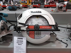 Makita Circular Saw with abrasive fiber wheel (RS 1990) Tags: adelaide southaustralia thursday 5th september 2016 makita circularsaw powertool bunnings flexovit marion