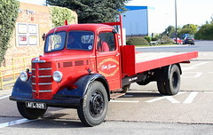 Bedford OB Flat  Longthorne Hebden Frank Hilton IMG_9278 (Frank Hilton.) Tags: erf foden atkinson ford albion leyland bedford classic truck lorry bus car