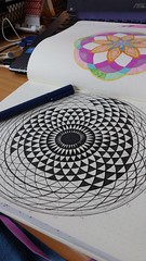Zentangle 140 (jennyfercervantes-ng) Tags: zenspirationzentangle zendoodle zentangleartzentanglefigures art illustration artistsketch pen artsy masterpieceartoftheday colored inkdrawingmoleskine sharpiepens sharpiesunipin coloringpage coloringbookphcoloringpageforadults coloringpagephziabyjenny