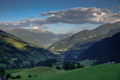 Ridanna Valley, South Tyrol (Bora Alioglu) Tags: coth5 italy sd tirol highland valley great scenery nature berg dag nikon d750 tamron 2420 wide angle clouds