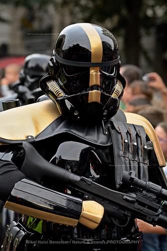 Star Wars costuming from Bilbao/Bizkaia.