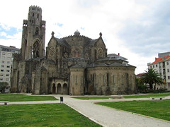 Templo de la Veracruz (O Carballio - Orense - Galicia - Espaa) (Mara Grandal) Tags: carballio orense ourense galicia espaa europa
