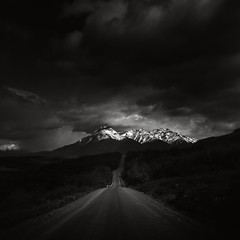 road trip (Andrew J Lee) Tags: chile patagonia pentax645z road torresdelpaine