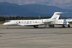 LX-SIX - Gulfstream Aerospace G-VI Gulfstream G650 (ricardo_arthur) Tags: gulfstream g650 lxsix