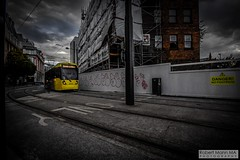 ManchesterVictoria2016.10.09-13 (Robert Mann MA Photography) Tags: manchester manchestervictoria manchestercitycentre greatermanchester england victoria victoriastation manchestervictoriastation manchestervictoriarailstation victoriarailstation city cities citycentre architecture summer 2016 sunday 9thoctober2016 manchestermetrolink metrolink trams tram nightscape nightscapes night light lighttrails