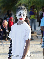Eid Parade (hassanteyz) Tags: parade makeup faces cosplay paint dresses 7dmarkii 7dmk2 sigmalens portrait outdoorportrait outdoor maldives hdhvaikaradhoo vaikaradhoo people happy eidcelebration eid hassanteyz hassanthalhath