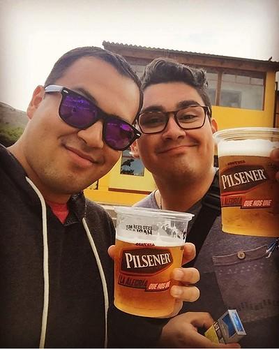 #AVeryLatePost #Pilsener #LosCigarrosMasCaros #MitadDelMundo #Quito #Ecuador #LaAlegriaQueNosUne