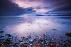 Beauty Firth... (Charlie_Joe) Tags: scotland unitedkingdom uk travel explore landscape sunrise bunchrewhouse mountain hill sea beaulyfirth northsea scottishhighlands seaside nature clouds canon reallyrightstuff cold winter reflection fstopgear outdoor hotel countryhouse visitscotland scotspirit leefilters leebigstopper