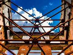 Urban Decay (JLBondia) Tags: louisville kentucky urban city urbandecay decay structure abstract