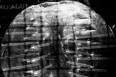Zorbing Football (instagram.com/the_big_smoke_/) Tags: zorbing football portrait street xbox powerleague streetphotography streetscene scene streetphoto shadows streets sunlight britain bw blackandwhite london england mono monochrome man robmchale urban uk urbanstreets central city centre candid composition capture contrast compo ball