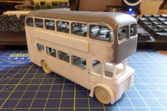 78 Test fit (Calum Melrose) Tags: calum melrose leyland titan alexanders 176 scratch build sunrise models glasgow corporation gct ect scotland edinburgh lothian buses