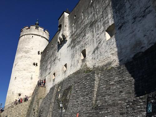 Austria - Salzburgo - Fortaleza de Hohensalzburg