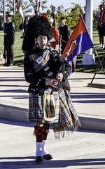 Piper (G. Maxwell) Tags: zuiko ontario bowmanville olympus olym1240mmf28 em1 2016 lavdedicationceremony piper bagpipes highwayofheroes military