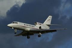 Dassault Falcon 50 ~ F-GJBZ (Aero.passion DBC-1) Tags: dbc1 aeropassion david biscove aviation avion aircraft plane spotting lbg bourget dassault falcon 50 ~ fgjbz