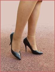 2016 - 09 - 23 - Karoll  - 004 (Karoll le bihan) Tags: escarpins shoes stilettos heels chaussures