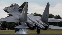 Flanker (Steve Cooke-SRAviation) Tags: 11sqn 29sqn 41sqn 6sqn coningsby canon flanker indianairforce sraviation su30 sukhoi typhoon