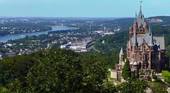Drachenburg (TablinumCarlson) Tags: rheinland nrw germany deutschland brd leica dlux 6 north rhinewestphalia nordrheinwestfalen architektur knigswinter siebengebirge koenigswinter badhonnef sevenhills seven mountainsmiddle rhine rhein bonn schloss drachenburg castle burg drachenfels hill explore explored