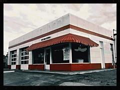 Texaco Station (former) - Salem VA (trakked) Tags: texaco station former salem va gas