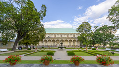 Royal Garden of Prague Castle (Stefano Laurita) Tags: prague garden colors nikon architecture europe sigma praga d7000 green blue royal