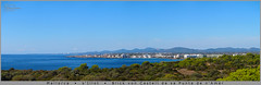 s'Illot (Undertable) Tags: oliverbauer undertable mallorca sillot panorama puntadenamer sacoma calamillor castelldesapuntadenamer meer himmel blau