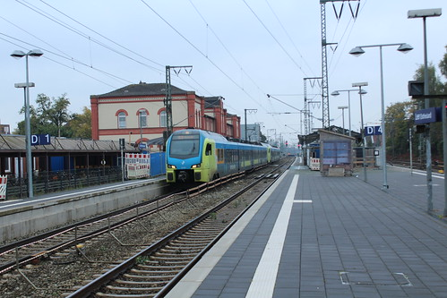 2x Westfalenbahn Flirt 3 te Leer