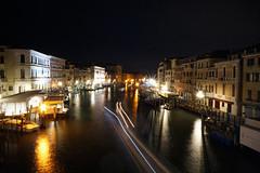Rialto IV (wani_no_ko) Tags: rialto bridge venezia venice venedig venise grand canale italy italia italien night lights