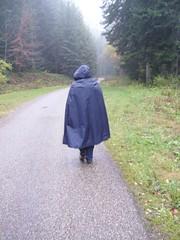 Rainmac-blau-IMGP0103 (Umhaenge2010) Tags: cape cloak cloack umhang regenumhang raincape capeimpermable