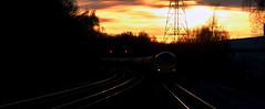 Off the beaten Track. (The Railway Retrospective.) Tags: british rail railway trains track locomotive uk england class 60 6e38 water orton total colasrail tank petroleum