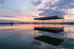 Palic reflection (devke) Tags: sunset palic reflection water lake serbia vojvodina subotica sky nikond7000 tamron1750f28 wideangleperspective landscape scenery