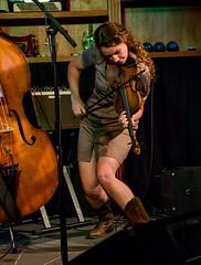 100716_06 (Enjoy Every Sandwich) Tags: livemusic bluegrass thepurplefiddle thomaswv driftwood violin fiddle girlwithfiddle