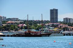 Gelendzhik 140 (Alexxx1979) Tags: 2016 blacksea city gelendzhik june krasnodarkrai russia sea ship summer
