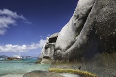 The Baths, Virgin Gorda (David Divorne) Tags: thebaths baths virgingorda britishvirginislands islands stone water sea caribbean caribbeansea nikond90 d90 nikon paradise
