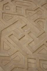 Swastik (Ali Shojaee) Tags: isfahan iran iranian art architecture arch dome tile stucco brick mehrab