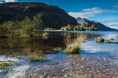 Glenfinnan, Scotland (mandyhedley) Tags: glencoe scotland lochs reflections water waterfall mountains hills clouds sunset sunrise landscape skies mountans rivers rocks beautiful