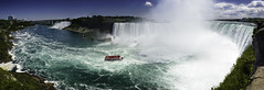 Niagara Falls - Summer Series (Premal Dhruv Photography) Tags: 2016 bridge canada canadaday nj newjersey niagara niagarafalls ontario rainbow usa beautiful blue boat bright day green mist river sunny water