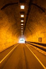 The Long Walk (Thomas Hawk) Tags: america bunkerroadtunnel california marin marincounty marinheadlands northbay sausalito usa unitedstates unitedstatesofamerica tunnel fav10