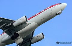 A330 AVIANCA (rd.aviation) Tags: a330 avianca elsalvador takeoff ascend engine turbina closeup